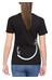 Edelrid Rope - T-shirt manches courtes Femme - noir